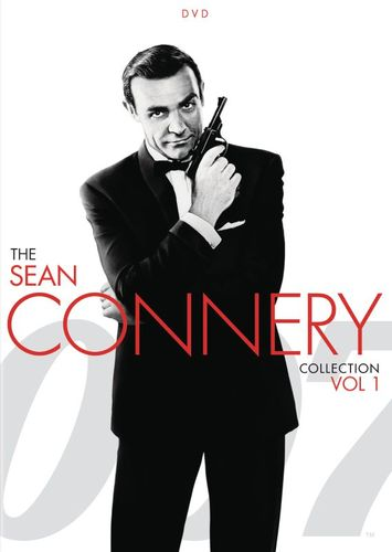 007: The Sean Connery Collection - Vol 1 [DVD] 4777813