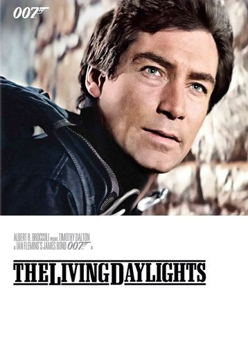 The Living Daylights [DVD] [1987] 4777814