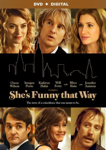She's Funny That Way [DVD] [2014] 4778312