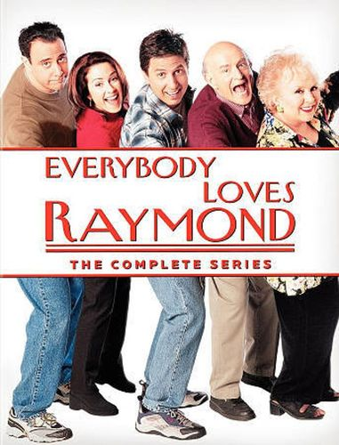 Everybody Loves Raymond: The Complete Series [44 Discs] [DVD] 4778922