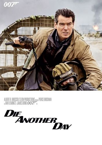 Die Another Day [DVD] [2002] 4779900