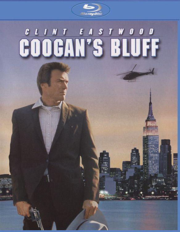 Coogan's Bluff [Blu-ray] [1968] 4780211