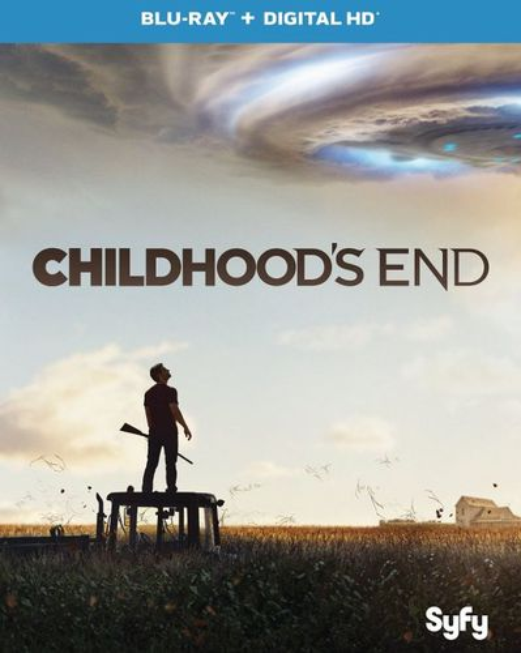 Childhood's End [Includes Digital Copy] [UltraViolet] [Blu-ray/DVD] [2 Discs] 4780226