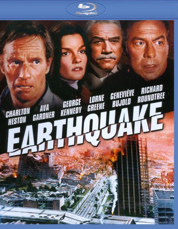 Earthquake [Blu-ray] [1974] 4780227