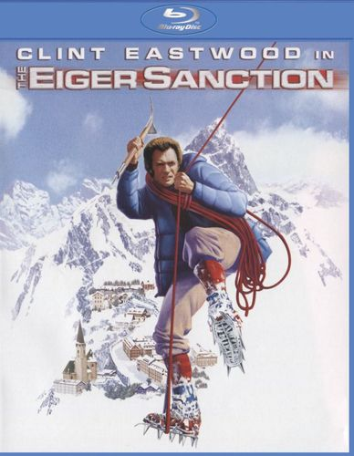 The Eiger Sanction [Blu-ray] [1975] 4780229