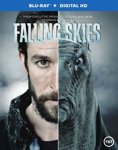Falling Skies: The Complete Fifth Season [Blu-ray] [2 Discs] 4782000