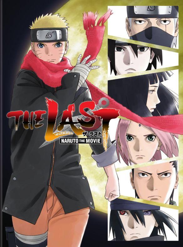 The Last: Naruto the Movie [DVD] [2014] 4782002