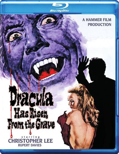 Dracula Has Risen from the Grave [Blu-ray] [1968] 4782008