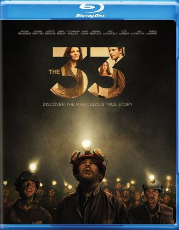 The 33 [Blu-ray] [2015] 4782017