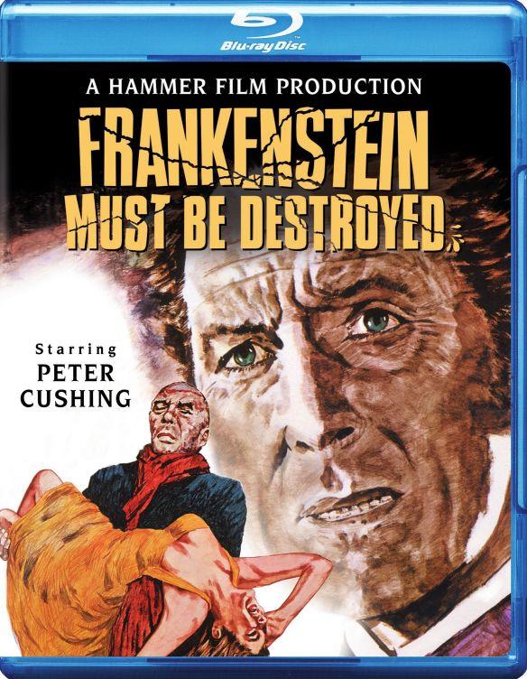 Frankenstein Must Be Destroyed [Blu-ray] [1969] 4782021