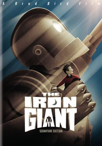 The Iron Giant: Signature Edition [DVD] [2015] 4782034