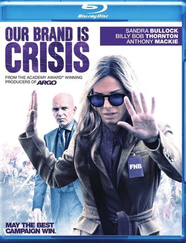 Our Brand Is Crisis [Blu-ray] [2015] 4782044