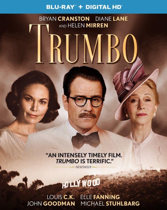 Trumbo [Includes Digital Copy] [UltraViolet] [Blu-ray] [2015] 4788500