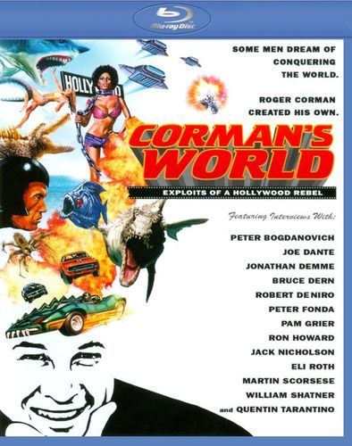 Corman's World: Exploits of a Hollywood Rebel [Blu-ray] [2011] 4790162