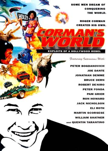 Corman's World: Exploits of a Hollywood Rebel [DVD] [2011] 4790171