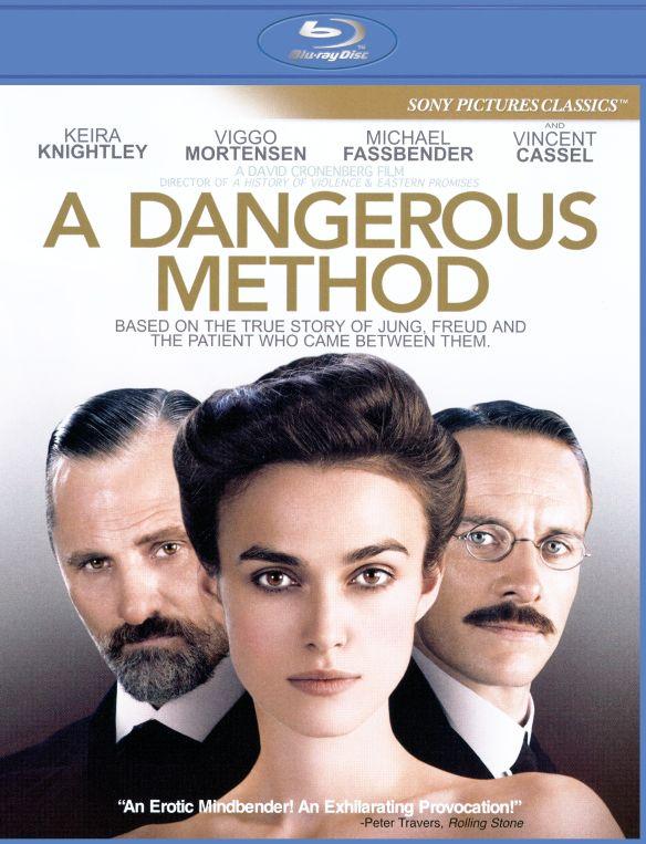 A Dangerous Method [Blu-ray] [2011] 4790357