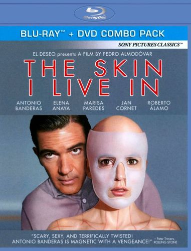 The Skin I Live In [Blu-ray/DVD] [2011] 4790366
