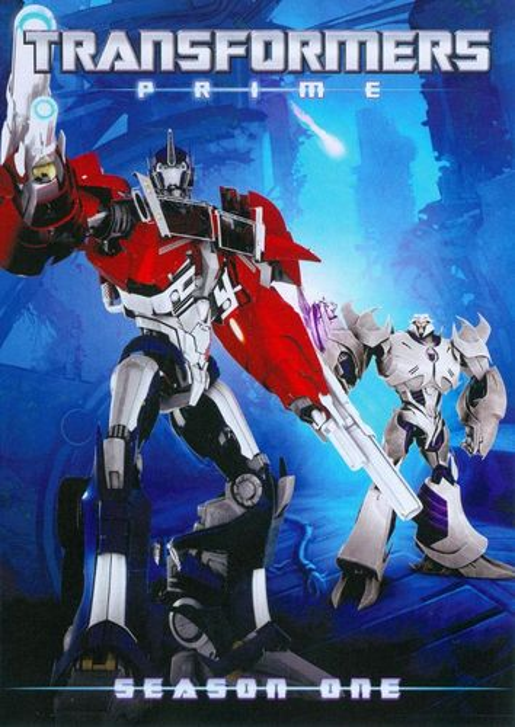 Transformers Prime: Season One [4 Discs] [DVD] 4790393