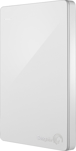 Backup Plus Portable Drive 2TB White