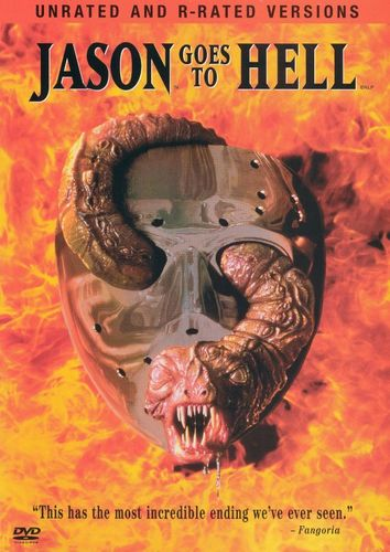 Jason Goes to Hell [DVD] [1993] 4792497