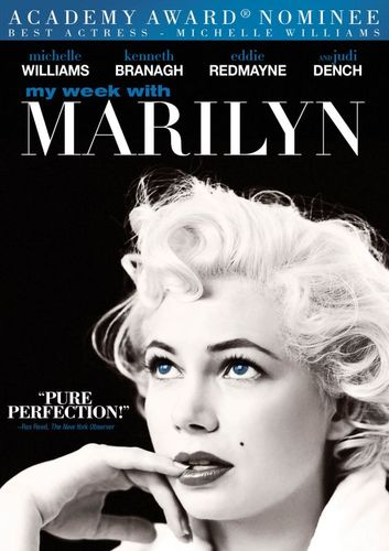 My Week with Marilyn [DVD] [2011] 4792691