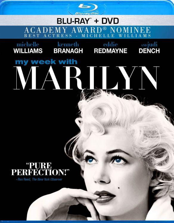 My Week with Marilyn [Blu-ray] [2011] 4792719