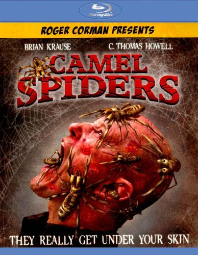Camel Spiders [Blu-ray] [2011] 4792782