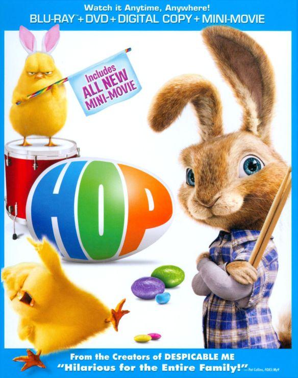 Hop [2 Discs] [Includes Digital Copy] [UltraViolet] [Blu-ray/DVD] [2011] 4792846