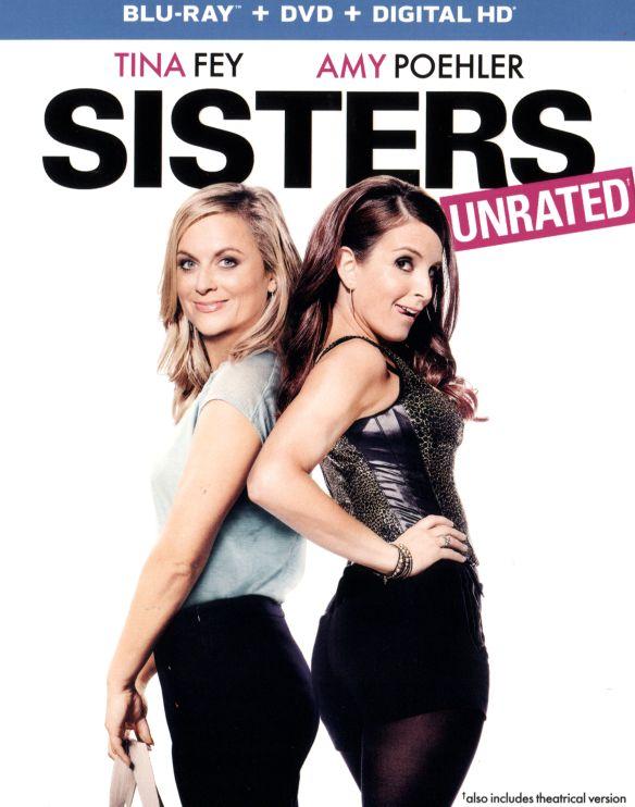 Sisters [Includes Digital Copy] [Blu-ray/DVD] [2015] 4798317
