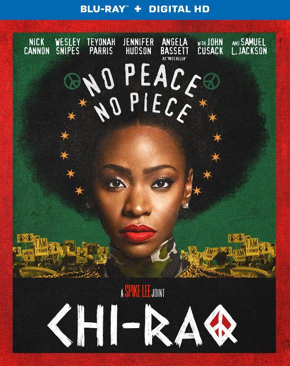 Chi-Raq [Blu-ray] [2015] 4798346
