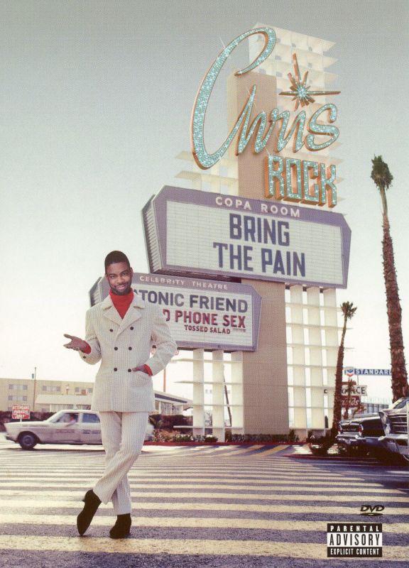 Chris Rock: Bring the Pain [DVD] [1996]
