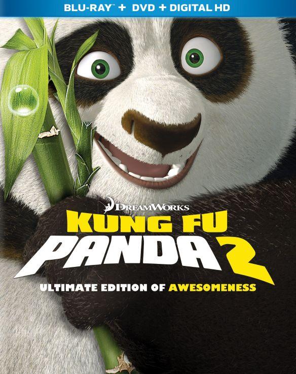 Kung Fu Panda 2 [Blu-ray] [2011] 4802503