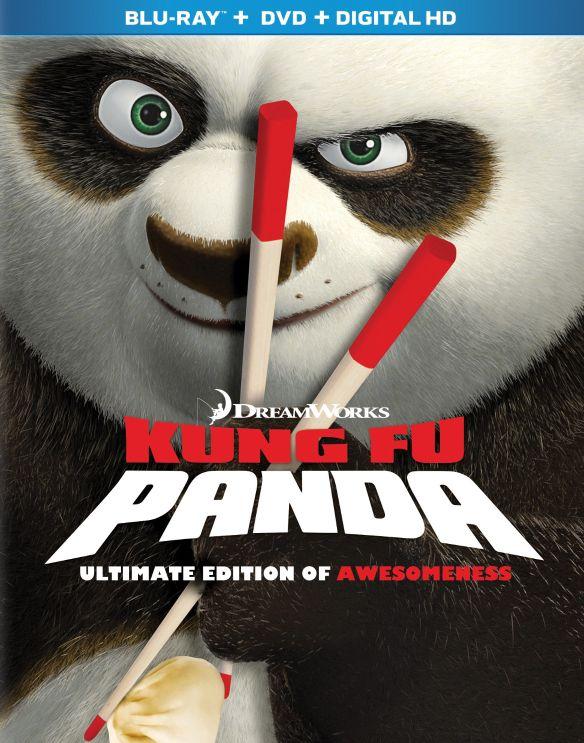 Kung Fu Panda [Blu-ray] [2008] 4802505