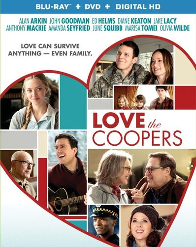Love the Coopers [Blu-ray] [2 Discs] [2015] 4802508