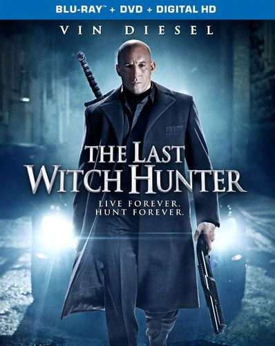 The Last Witch Hunter [Blu-ray] [2 Discs] [2015] 4802509