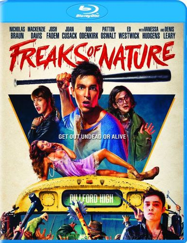 Freaks of Nature [Includes Digital Copy] [UltraViolet] [Blu-ray] [2015] 4803502