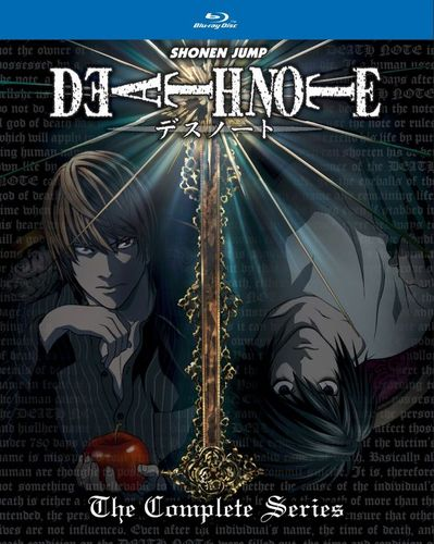 Death Note: The Complete Series [Blu-ray] [5 Discs] 4804205