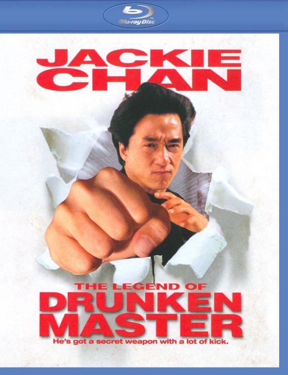 The Legend of Drunken Master [Blu-ray] [1994] 4804300