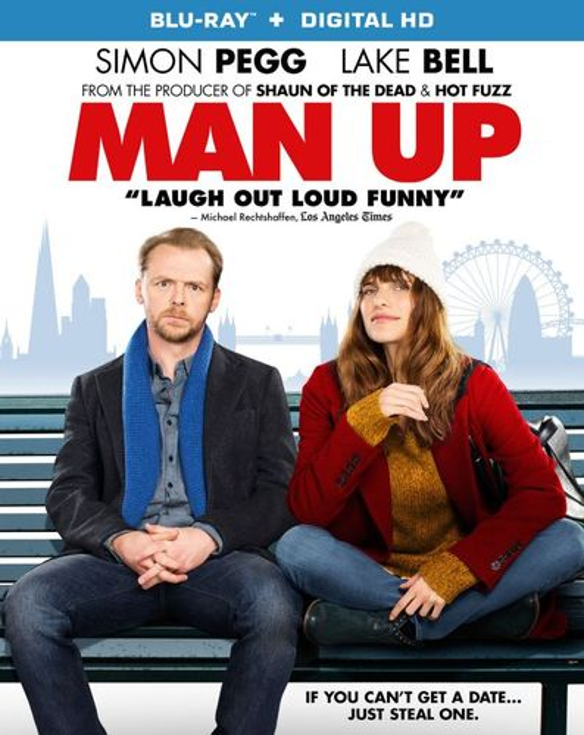 Man Up [Blu-ray] [2015] 4804310
