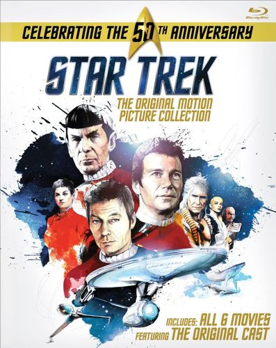 Star Trek: Original Motion Picture Collection [Blu-ray] 4804400