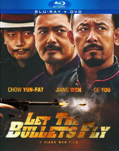 Let the Bullets Fly [2 Discs] [Blu-ray/DVD] [2010] 4810015