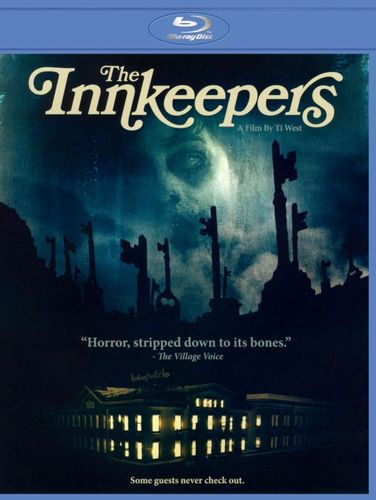 The Innkeepers [Blu-ray] [2011] 4810228