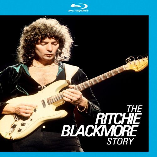 The Ritchie Blackmore Story [Blu-Ray Disc] 4812442