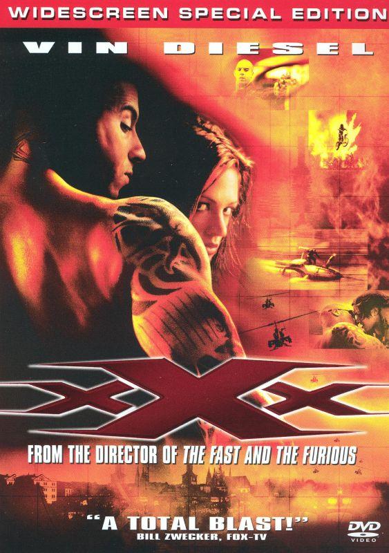 XXX [WS Special Edition] [DVD] [2002] 4812484