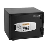 Honeywell 0.5 Cu. Ft. Fire- and Water-Resistant Security Safe with Digital and Key Lock 2111