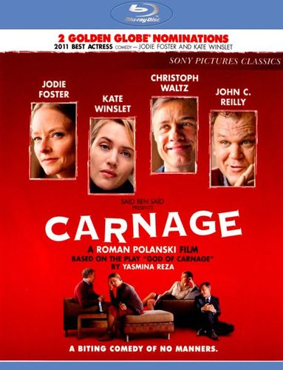 Carnage [Blu-ray] [2011] 4816143