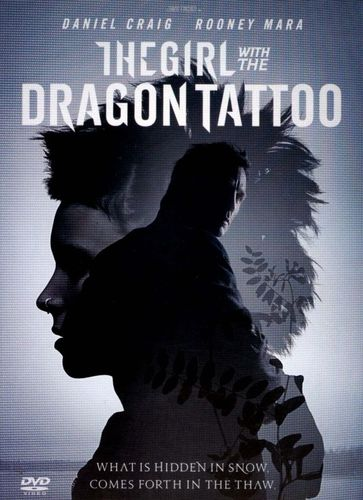 The Girl With the Dragon Tattoo [DVD] [2011] 4816161