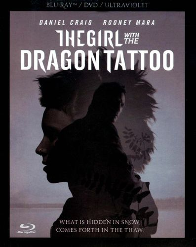 The Girl With the Dragon Tattoo [Blu-ray] [Includes Digital Copy] [UltraViolet] [2011] 4816213