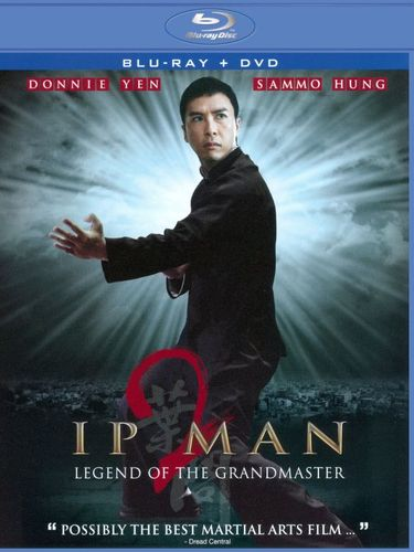 Ip Man 2 [Blu-ray] [2010] 4817919
