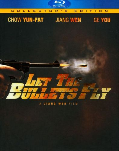 Let the Bullets Fly [Collector's Edition] [2 Discs] [Blu-ray] [2010] 4818035